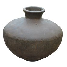 Ijzeren waterpot Fairtrade